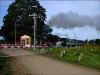 TKt48 z pociągiem specjalnym. Powrót do Wolsztyna